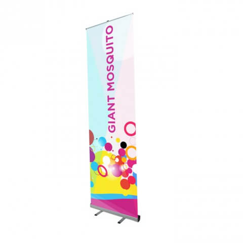 Giant roller banner - Mosquito