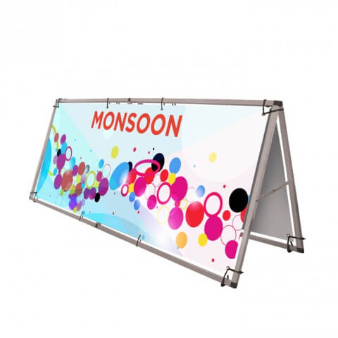 outdoor banner - Monsoon