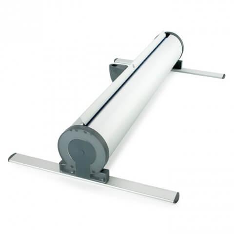 Omega fabric roller banner - base