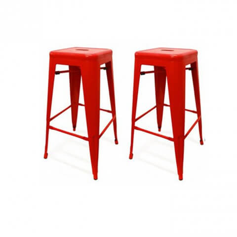 Oslo Bar Stool Set Of 2 Stylish Event Bar Stools