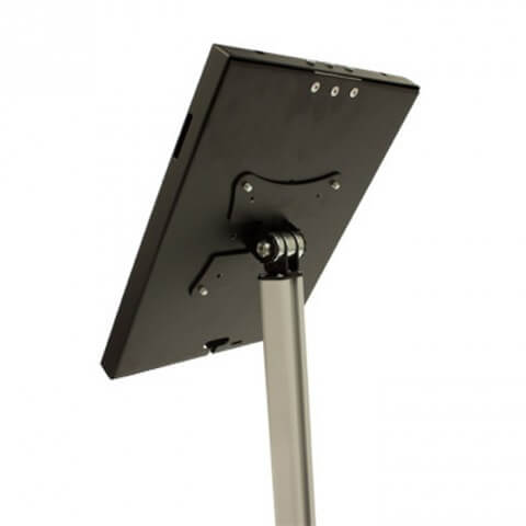 Telescopic iPad tilt