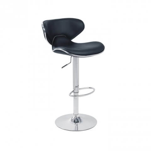 Carcaso bar stool - Black colour - Furniture, bags etc
