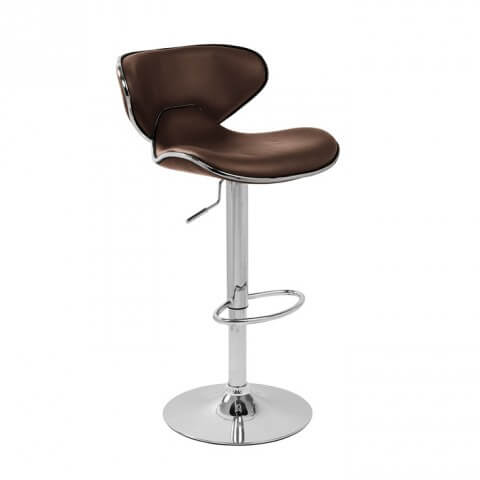 Carcaso bar stool - Brown colour - Furniture, bags etc