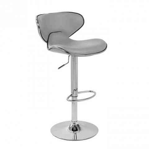 Carcaso bar stool - Grey colour - Furniture, bags etc