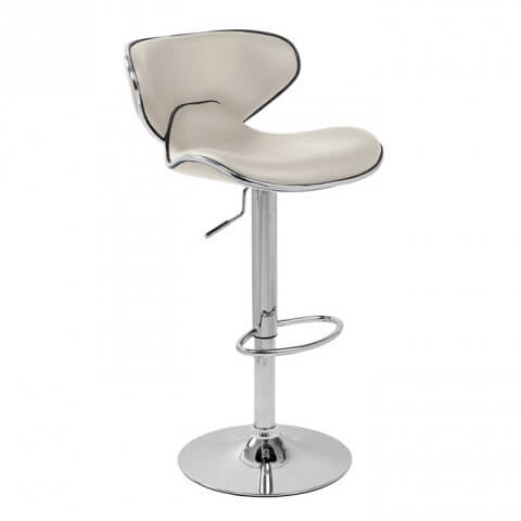 Carcaso bar stool - White colour - Furniture, bags etc