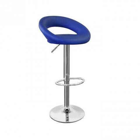 Sorrento bar stool - blue colour - furniture, bags etc