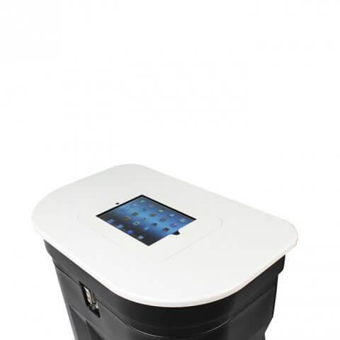 Zeus iPad tabletop - furniture, bags etc