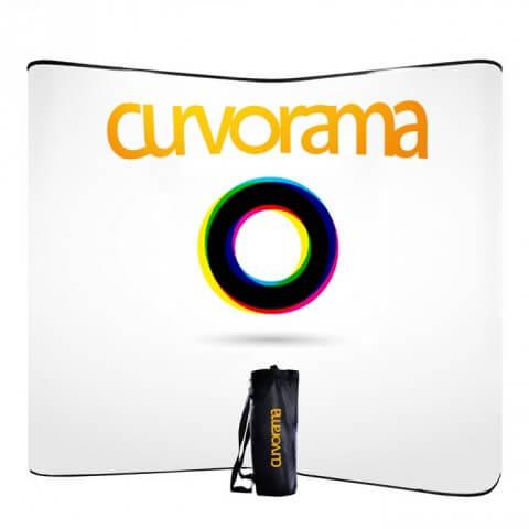 Curvorama free-standing