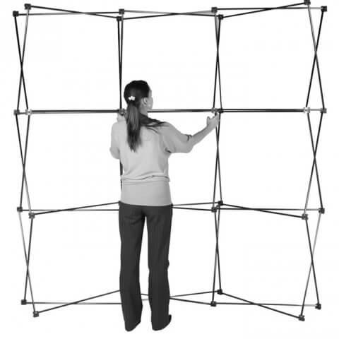 Pop-up display - framework