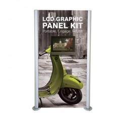 LCD graphic panel kit