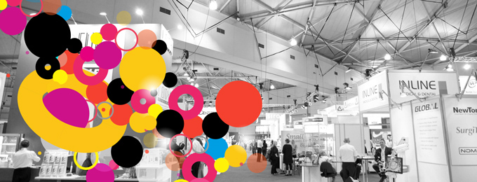Attract visitors to your exhibition stand