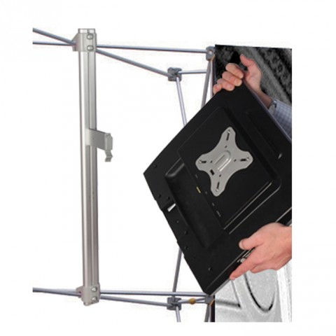 pop-up LCD bracket - attaches to pop ups - accessories