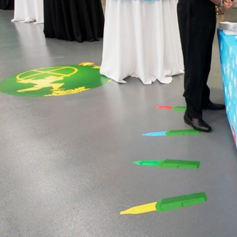 floor graphics and images