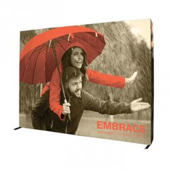 Fabric pop-up - Embrace fabric pop-up