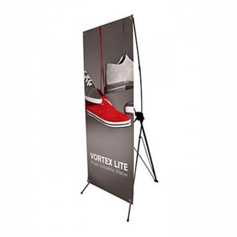 Votex lite - light weight banner system