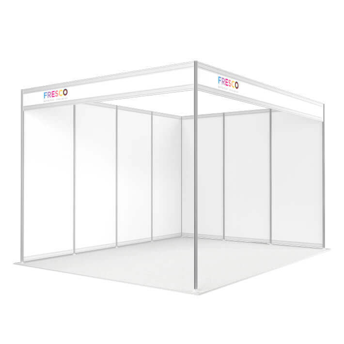 Exhibition Shell Scheme Panels : Shell scheme exhibition systems portable
