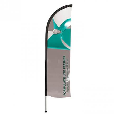 Formulate Lite Feather flag - Fresco flag