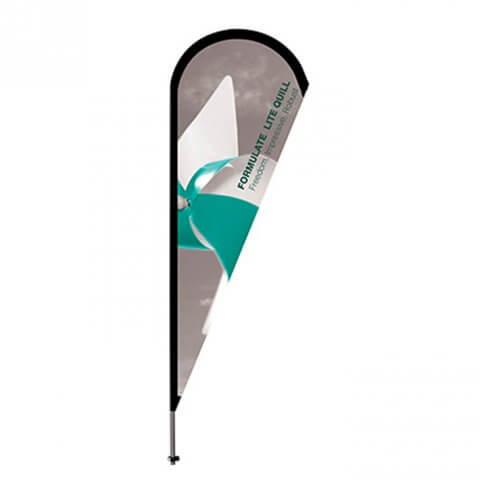Formulate Lite Quill flag - Fresco flags