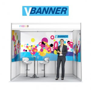 Shell scheme graphics - VBanner continuous graphics