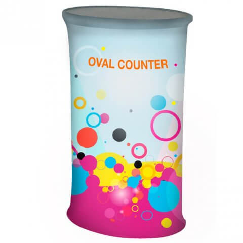 Oval fabric counter - Formulate Oval fabric counter