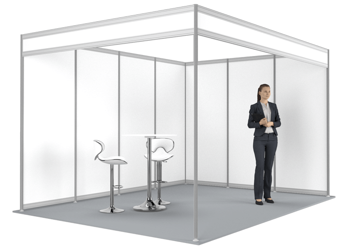 Need prices for your exhibition stand?