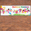 Fresco branded Outdoor Banners product image