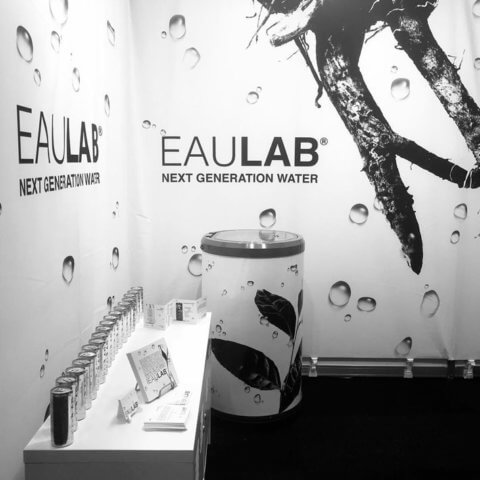ShowSuit used by EUA Lab at a trade show