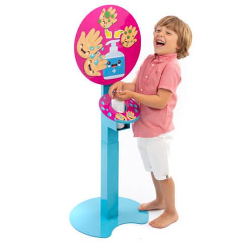 image of Kids Multi-Height Sanitising Unit
