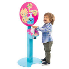 image of Kids Multi-Height Sanitising Unit