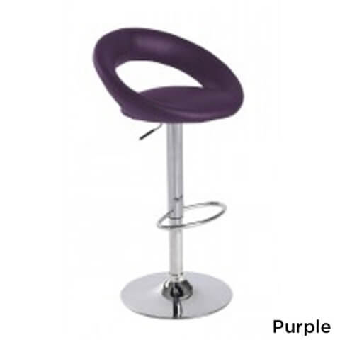 image of sorrento chair in purple