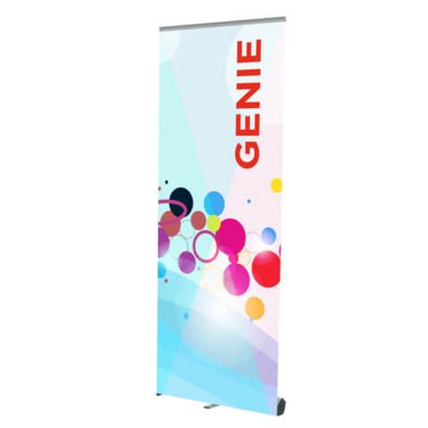 Genie Banner Stand