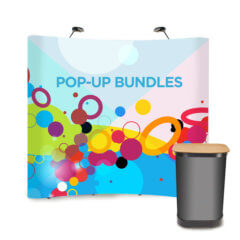 Pop-up bundles