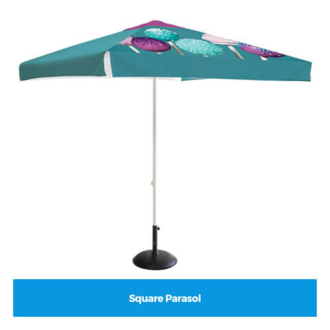 Square Parasol