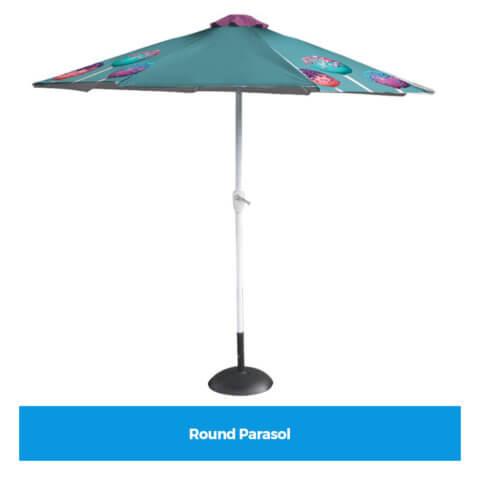 Round Parasol