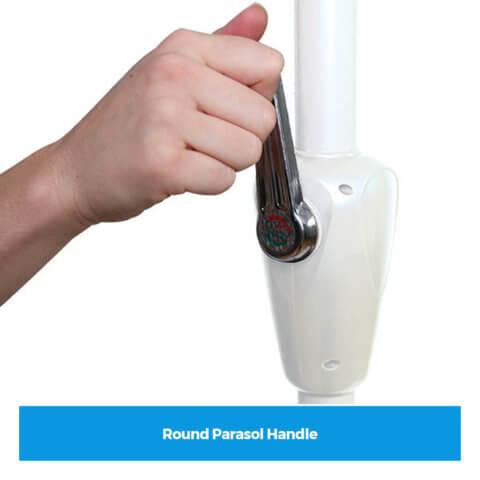 Round Parasol Shape