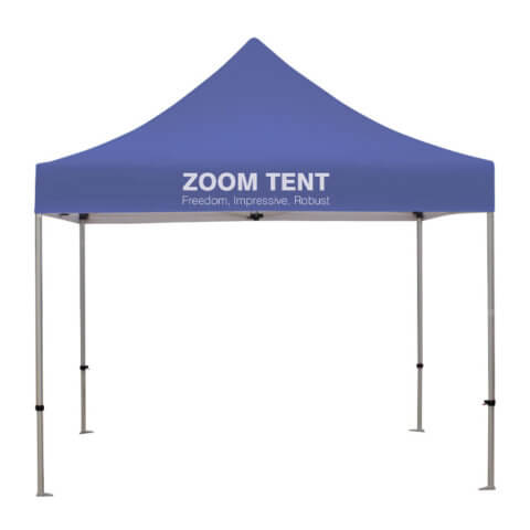 Zoom Tent Frame and Canopy